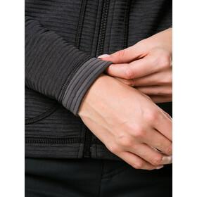 Berghaus Redonda Hooded Fleece Jacket Women black/carbon